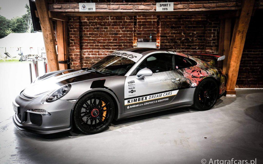 ARTGRAFCARS I PORSCHE 911 GT3… COŚ WIĘCEJ NIŻ TUNING