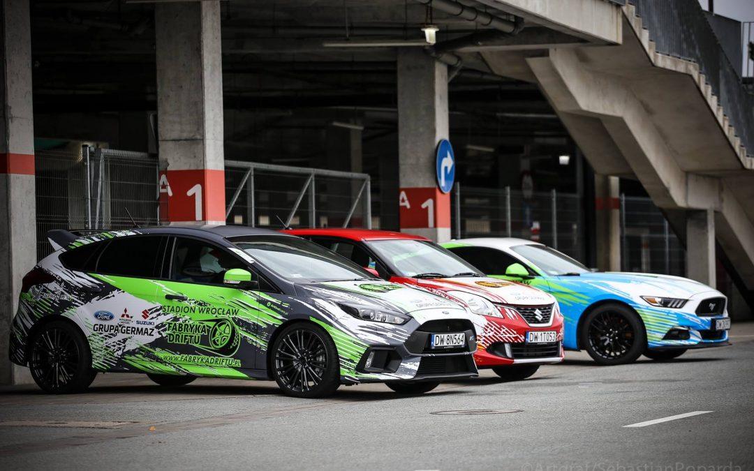 Ford Focus RX (Fabryka Driftu)