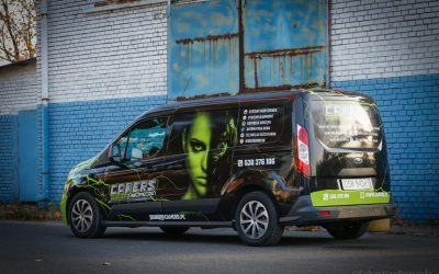 Camers – Ford Transit Connect