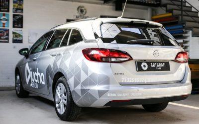 Jucha – Opel Astra
