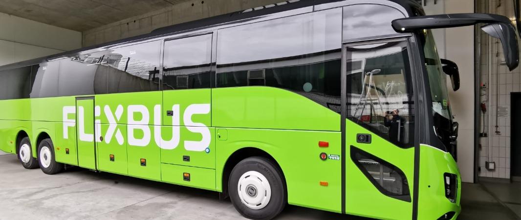 Autodetailing na autobusie – realizacja dla przewoźnika FlixBus