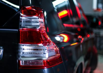 Tylna lampa samochodowa