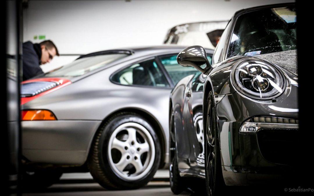 Jak dbać o oklejony samochód?